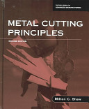 Metal Cutting Principles