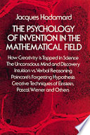 an essay on the psychology of invention in the mathematical field  an essay on the psychology of invention in the mathematical field