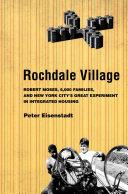Rochdale Village [Pdf/ePub] eBook