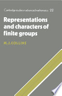 Representations and Characters of Finite Groups