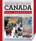 How Hockey Explains Canada Book