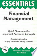 The Essentials of Financial Management