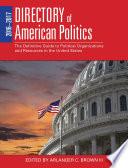 2016 2017 Directory Of American Politics