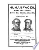 Human Faces, what They Mean