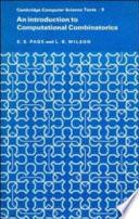 An Introduction to Computational Combinatorics
