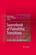 Pdf Sourcebook of Paleolithic Transitions Telecharger