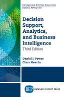 Decision Support  Analytics  and Business Intelligence  Third Edition