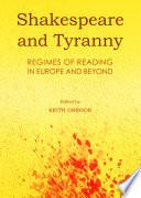 Shakespeare and Tyranny