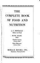 The Complete Book of Food and Nutrition