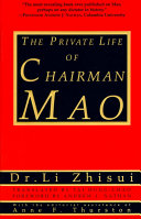 Pdf The Private Life of Chairman Mao