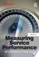 Measuring Service Performance