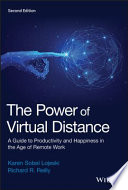 The Power of Virtual Distance Book