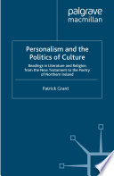 Personalism And The Politics Of Culture