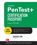 Comptia Pentest Certification Passport Exam Pt0 001