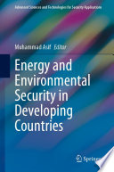 Energy and Environmental Security in Developing Countries