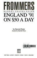 England '91 on $50 a Day