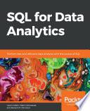 Sql For Data Analytics Book PDF