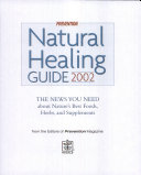 Prevention Natural Healing Guide  2002