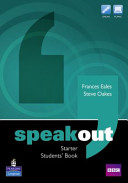 Speakout Starter Students  Book for DVD Active Book Multi Rom for Pack
