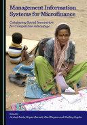 Management Information Systems for Microfinance [Pdf/ePub] eBook