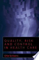 Ebook Quality Risk And Control In Health Care