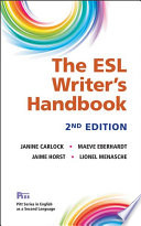 link to The ESL writer's handbook in the TCC library catalog
