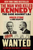 The Man Who Killed Kennedy Pdf/ePub eBook