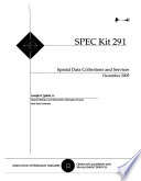 Spatial Data Collections and Services