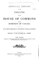 House of Commons Debates