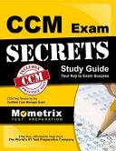 CCM Exam Secrets