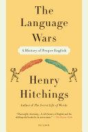 Pdf The Language Wars Telecharger