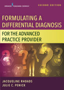 Formulating a Differential Diagnosis for the Advanced Practice Provider, Second Edition Pdf/ePub eBook