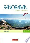 Panorama A1: Teilband 2 - Übungsbuch mit DaF-Audio