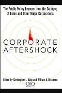 Corporate Aftershock