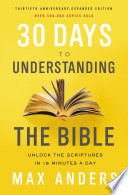 30 DAYS UNDRSTNDG BIB