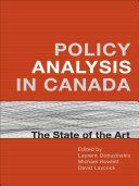Policy Analysis in Canada [Pdf/ePub] eBook