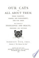 Our Cats and All about Them Book