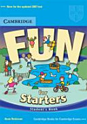 Fun for Starters - Second Edition. Student's Book