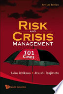 Risk and Crisis Management Book