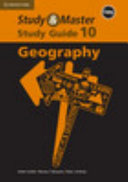 Books - Study & Master Geography Grade 10 Study Guide Caps | ISBN 9781107652064