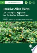 Invasive Alien Plants
