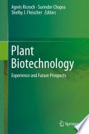 Plant Biotechnology Book