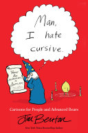 Man, I Hate Cursive [Pdf/ePub] eBook