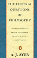 The Central Questions of Philosophy