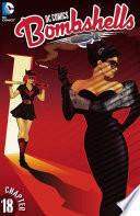 DC Comics  Bombshells  2015    18