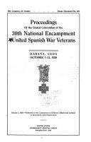 Proceedings     National Encampment of the United Spanish War Veterans