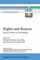 Pdf Rights and Reason