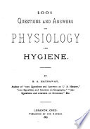 1001 Questions And Answers On Physiology And Hygiene