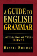 A Guide to English Grammar [Pdf/ePub] eBook