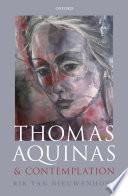 Thomas Aquinas and Contemplation